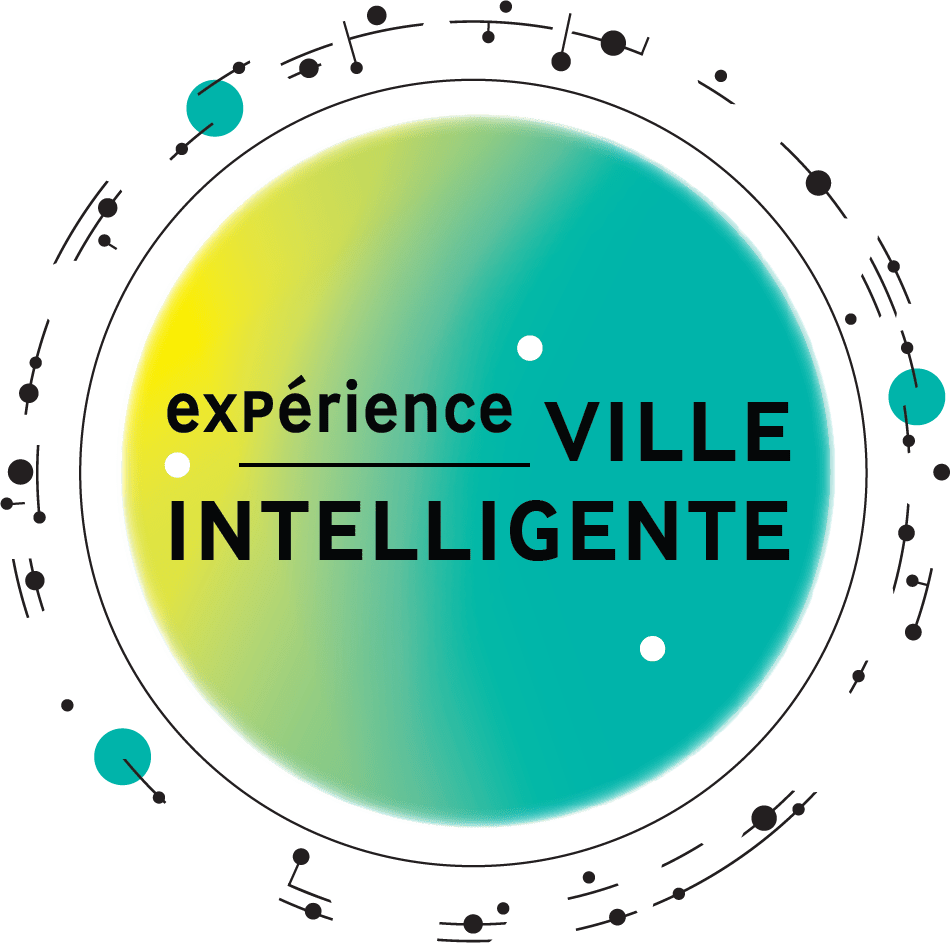 VILLE INTELLIGENTE LOGO